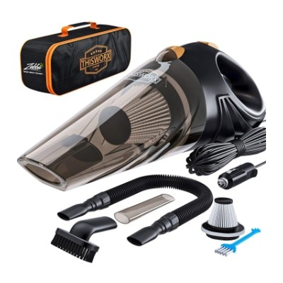 ThisWorx For Portable Car Vacuum Cleaner