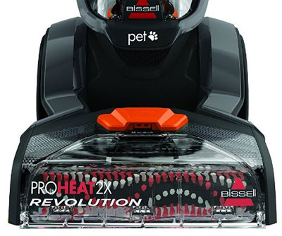 bissell 1548 proheat 2x revolution pet full size carpet cleaner 2