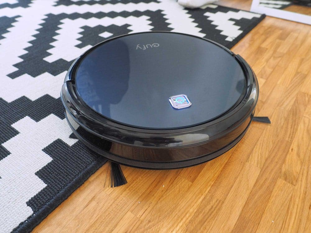 Eufy Robovac 11: High-Power Suction at a Low-Power Price (Review)