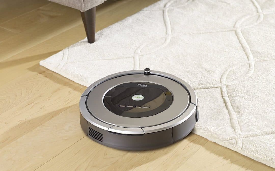 Roomba 860 Robot Vacuum Cleaner Review