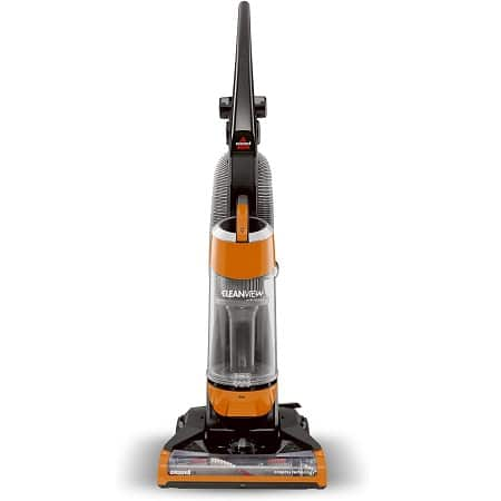 Bissell CleanView Bagless Upright Vacuum with OnePass Technology 1330 review