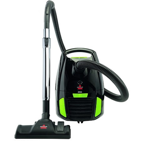 Bissell Zing Bagged Canister Vacuum 1668 review