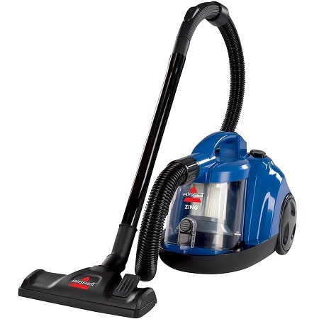 Bissell Zing Rewind Bagless Canister Vacuum