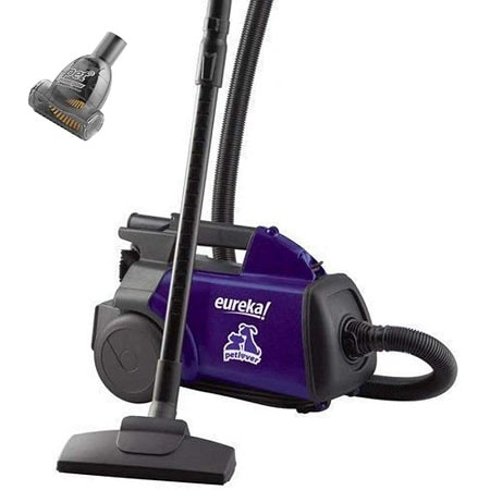 EUREKA Mighty Mite Bagged Canister Vacuum Cleaner review