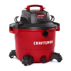 CRAFTSMAN CMXEVBE17595 16 Gallon Heavy-Duty Shop Vacuum