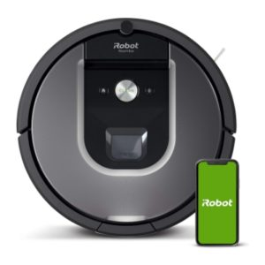 iRobot Roomba 960 Robot Vacuum with Wi-Fi Connected Mapping