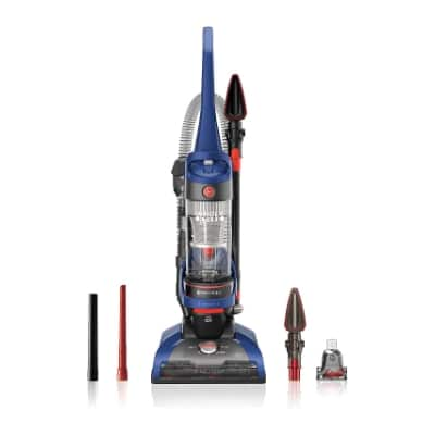 Hoover WindTunnel 2 Whole House Rewind Corded Bagless Upright Vacuum Cleaner