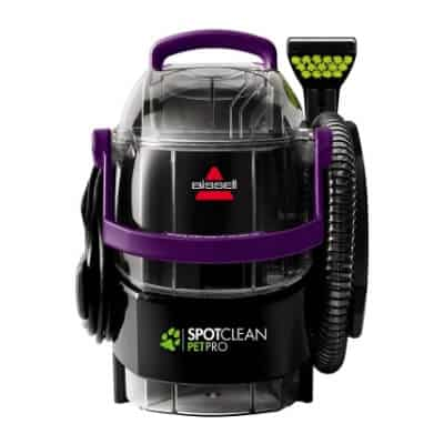 BISSELL SpotClean Pet Pro 2458 Portable Carpet Cleaner